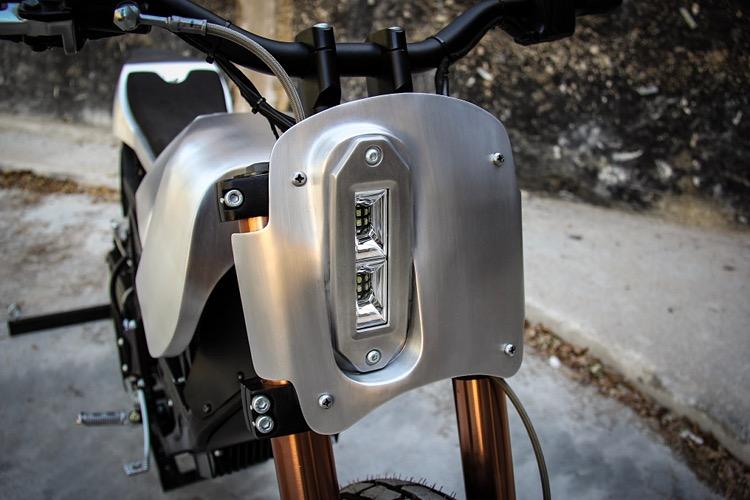 Zero XU Electric Street Tracker