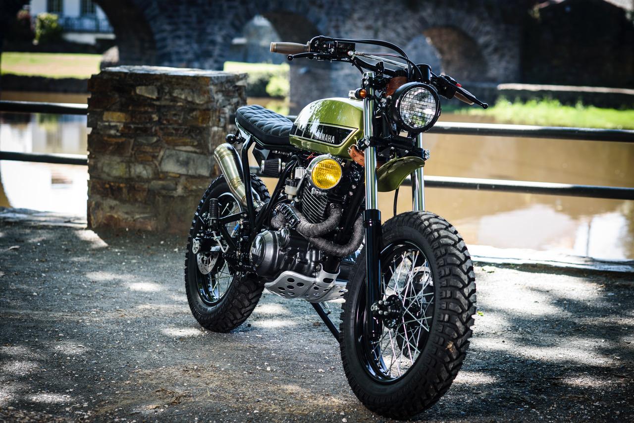 Yamaha XT 600 Scrambler