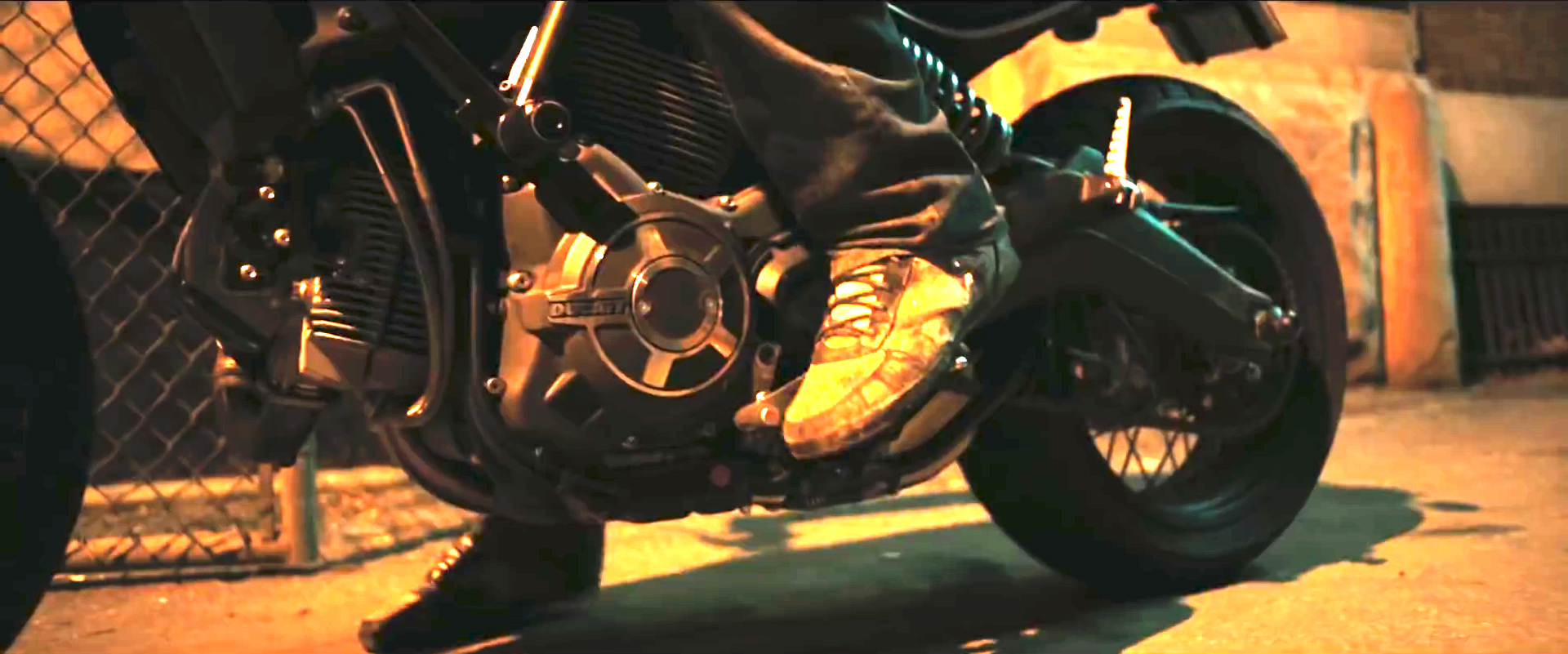 Venom Movie Motorcycle
