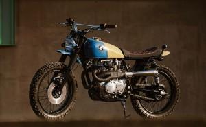 Honda CB360 Scrambler