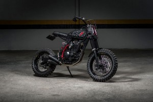 Honda XR400 Tracker