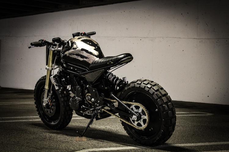 Kawasaki Ninja 650 Streetfighter
