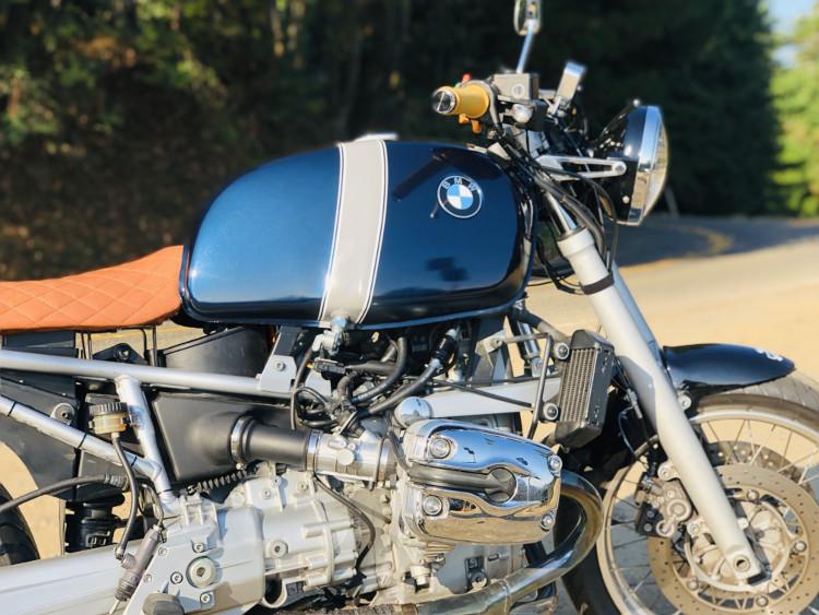BMW R1100R Muscle Brat