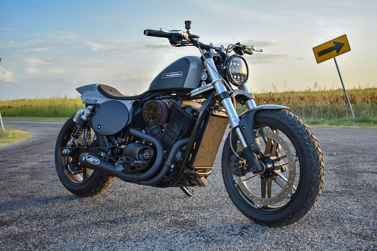 Harley Davidson XG500 Street Tracker