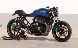 Honda CB750 Modern Cafe Racer