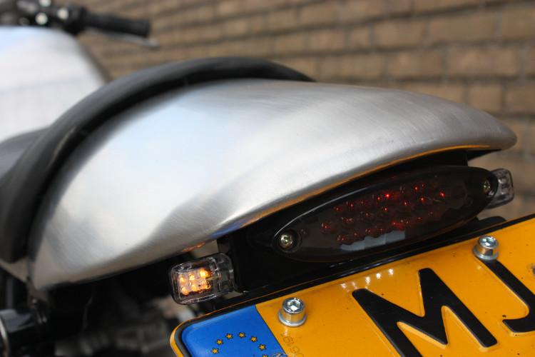Yamaha XS750 Cafe Racer