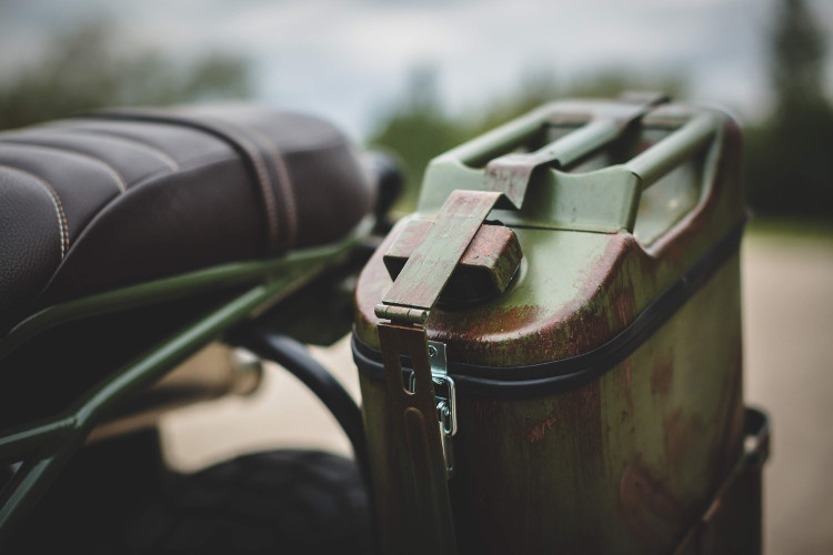 Jerrycan Luggage