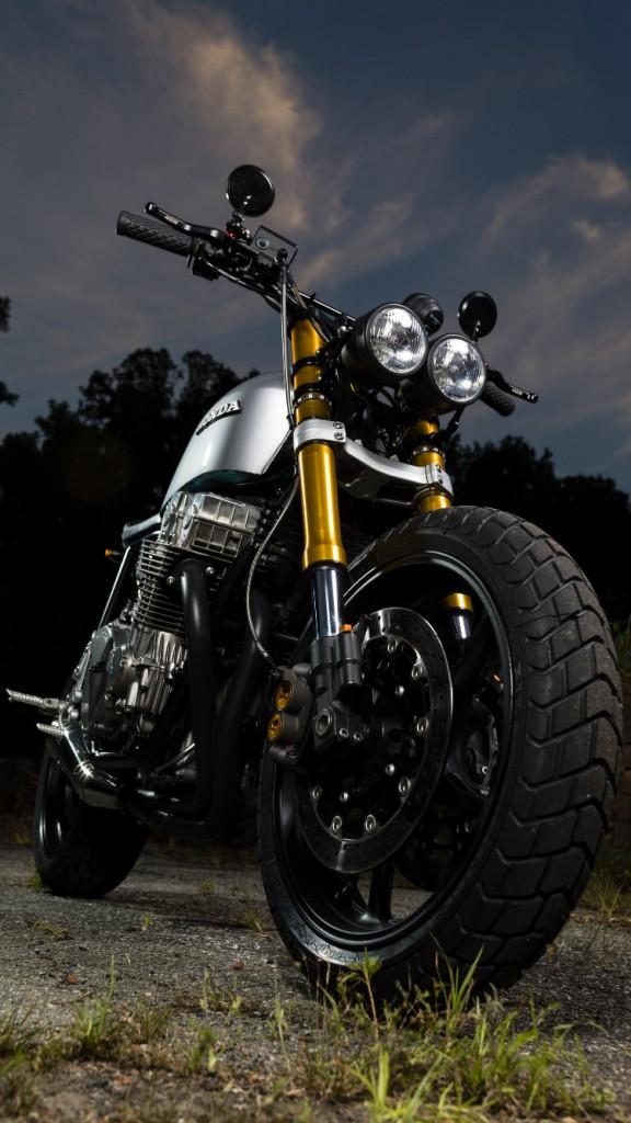 Honda CB750 Nighthawk Custom