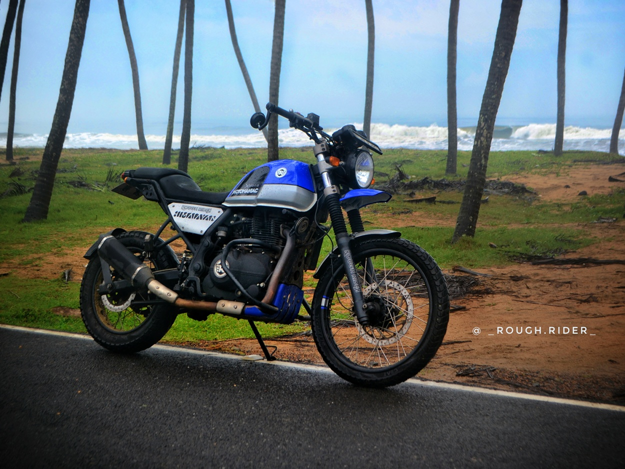 Royal Enfield Street Tracker