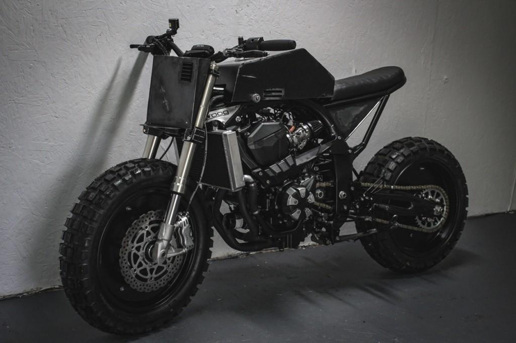 Kawasaki Z1000 Scrambler