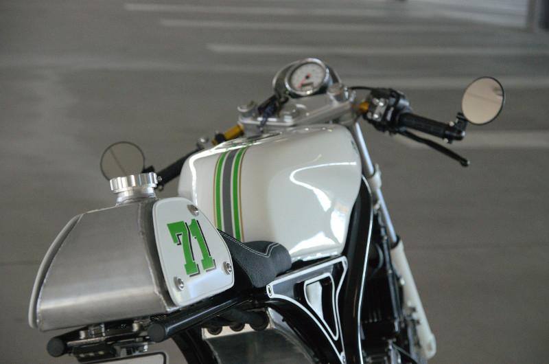 MZ Skorpion Cafe Racer