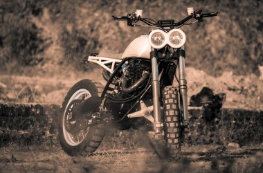 Royal Enfield CL500 Scrambler
