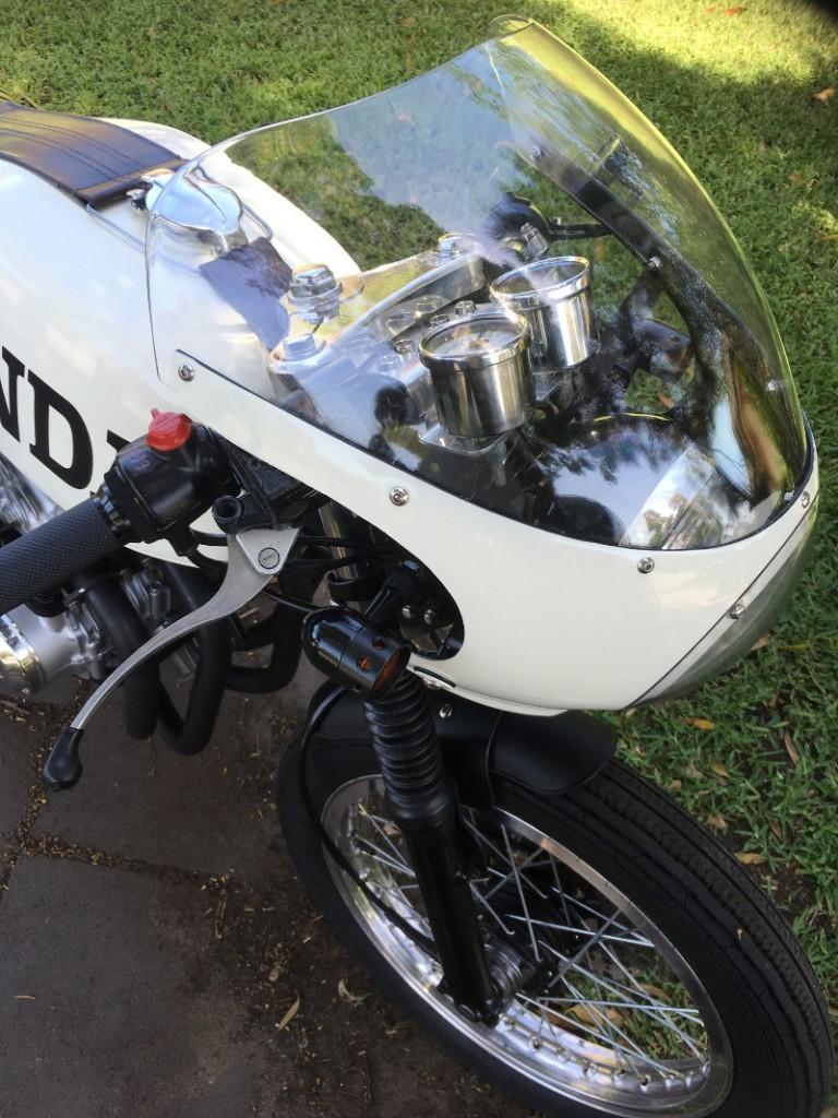 Honda CB400F Cafe Racer