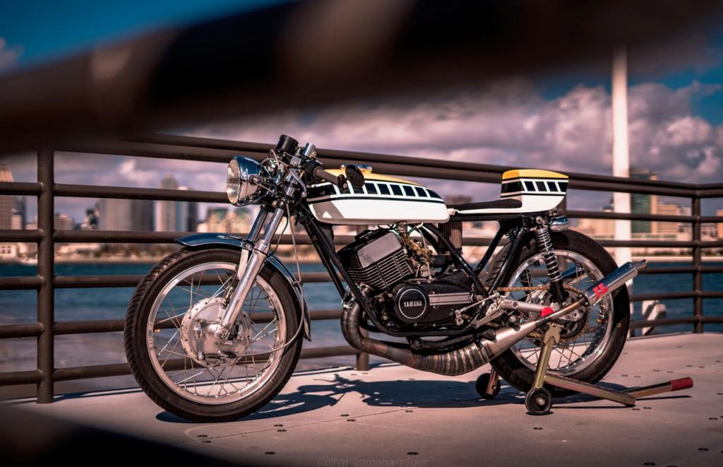 Yamaha R5 Cafe Racer