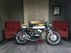 Yamaha Cafe Racers – BikeBound