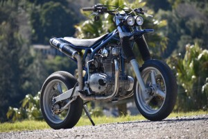 Yamaha Street Trackers – BikeBound