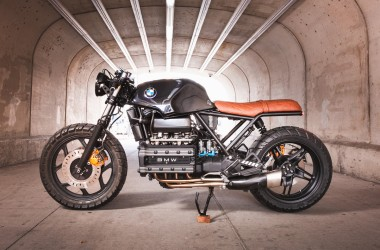 BMW K100 Brat Cafe Racer