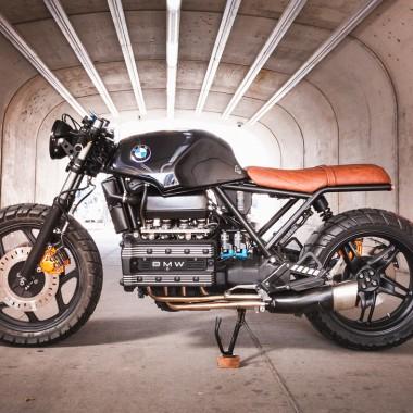 BMW K100 Brat Cafe Racer