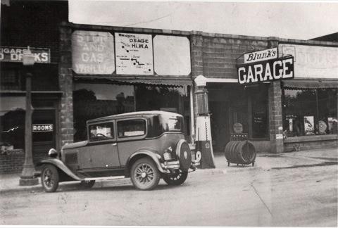 Blunk's Garage