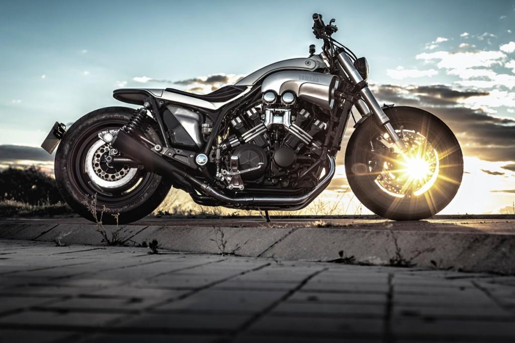 Yamaha V-Max Restomod