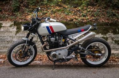 Yamaha XS650 Custom