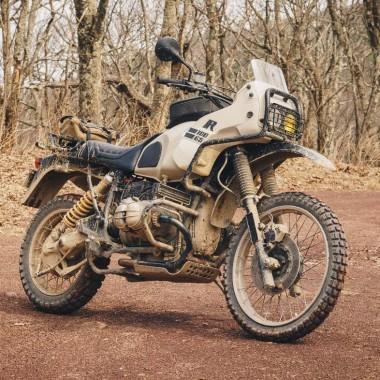 BMW R100GS Custom