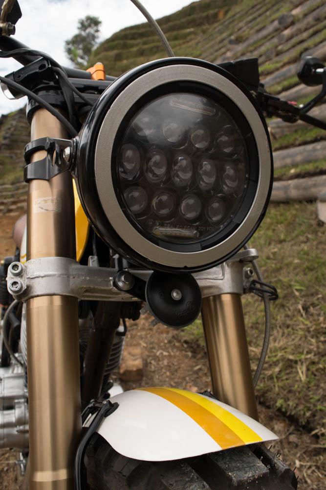 Yamaha XT500 Scrambler
