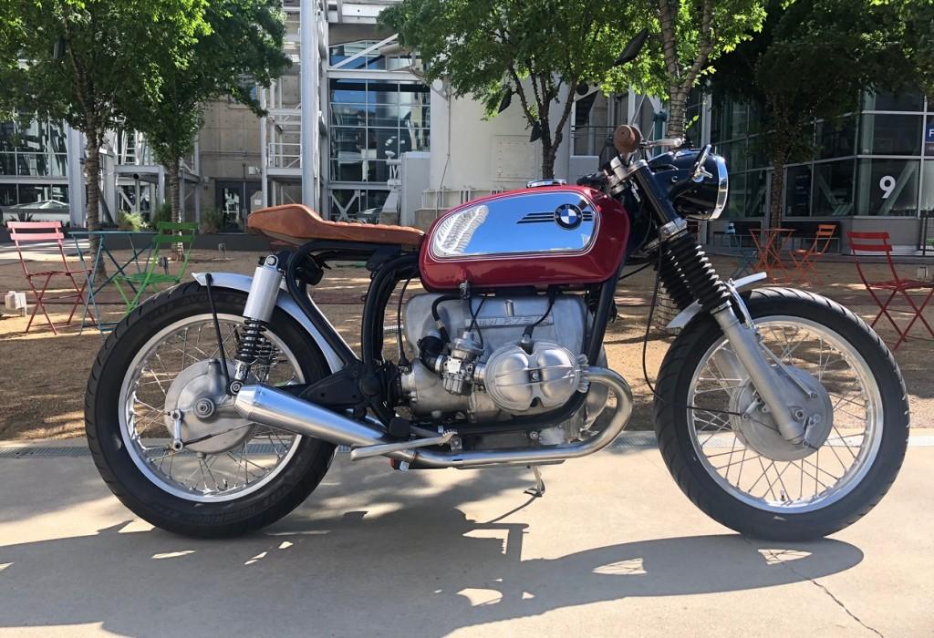 BMW R75/5 Cafe Racer