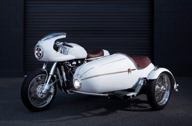 Triumph Cafe Racer Sidecar