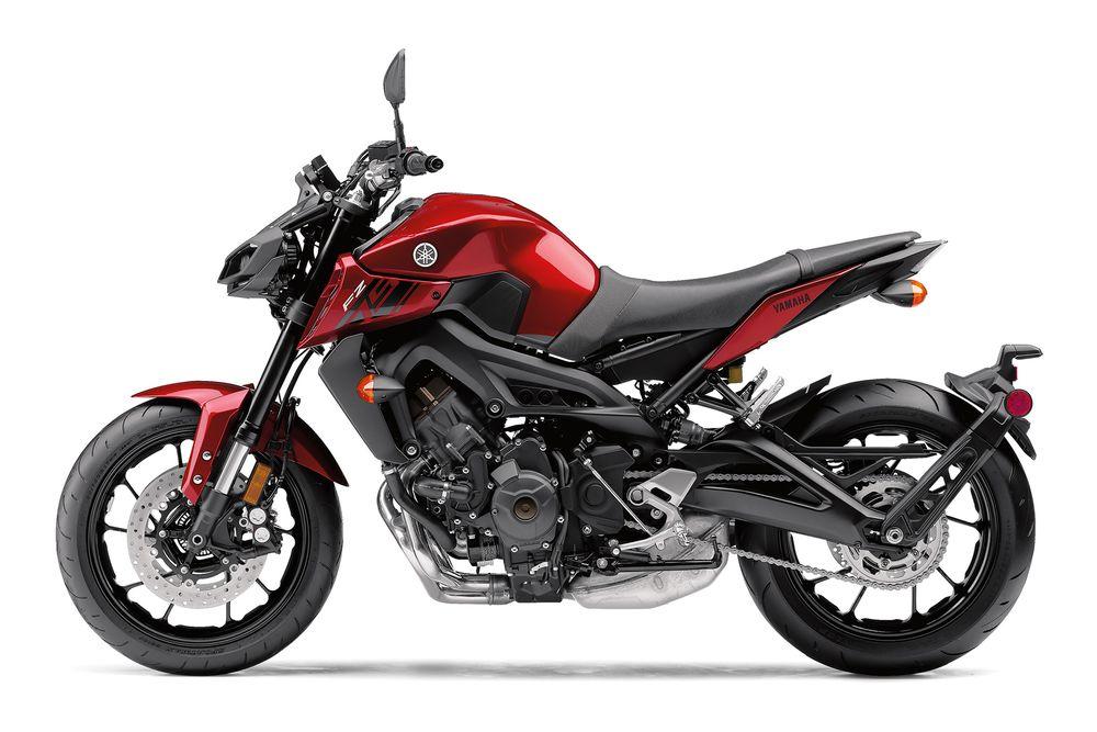Yamaha FZ09 Insurance