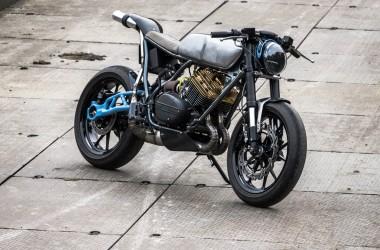 Yamaha RD350 Track Bike