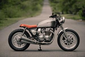 Honda CB650 Brat Cafe Racer