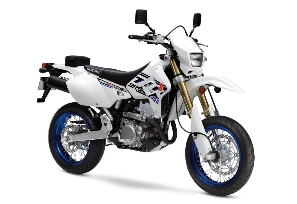 Suzuki DR-Z400SM Insurance