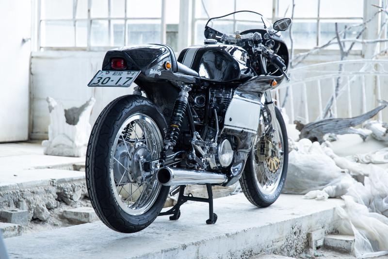 Yamaha SR534 Cafe Racer