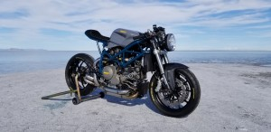 Turbo Ducati 848 Superbike