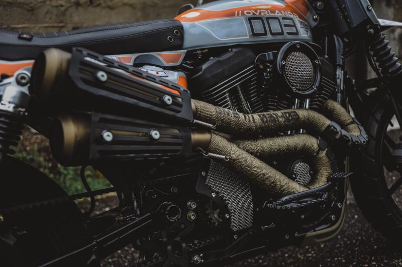 Harley XR1200R Scrambler
