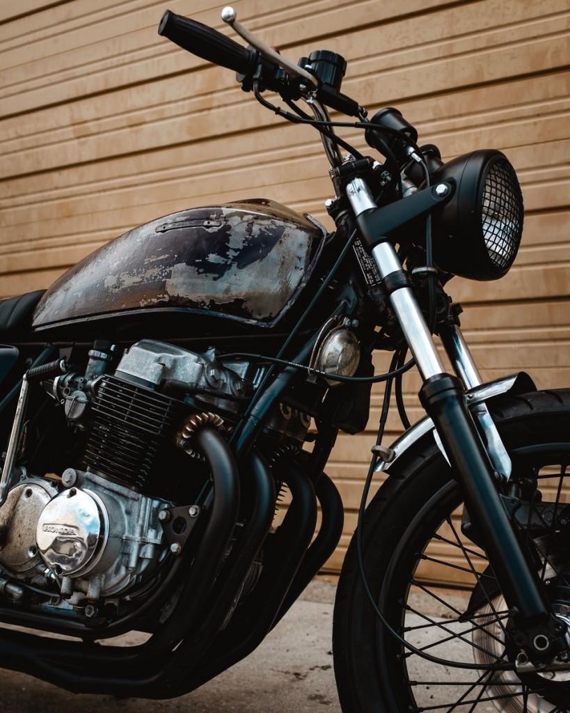 Honda CB750 Brutalist