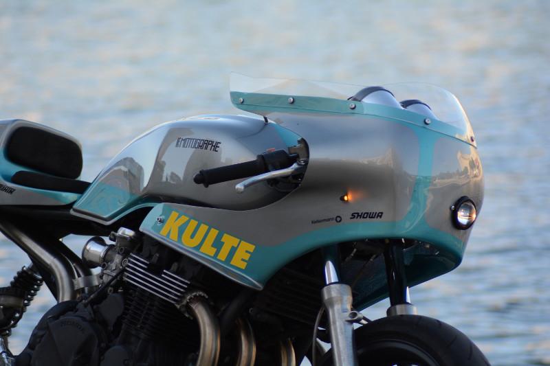 Honda CB750 Endurance Racer