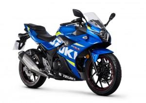 Suzuki GSX250R Insurance