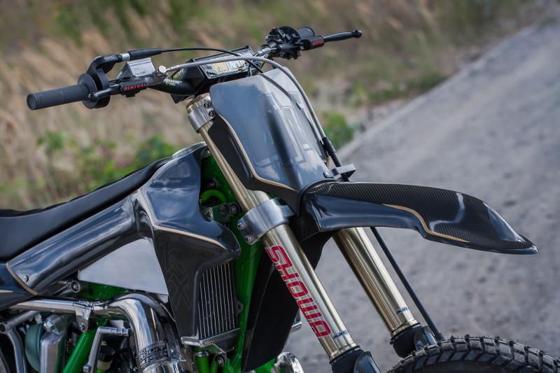 Custom Kawasaki KX500