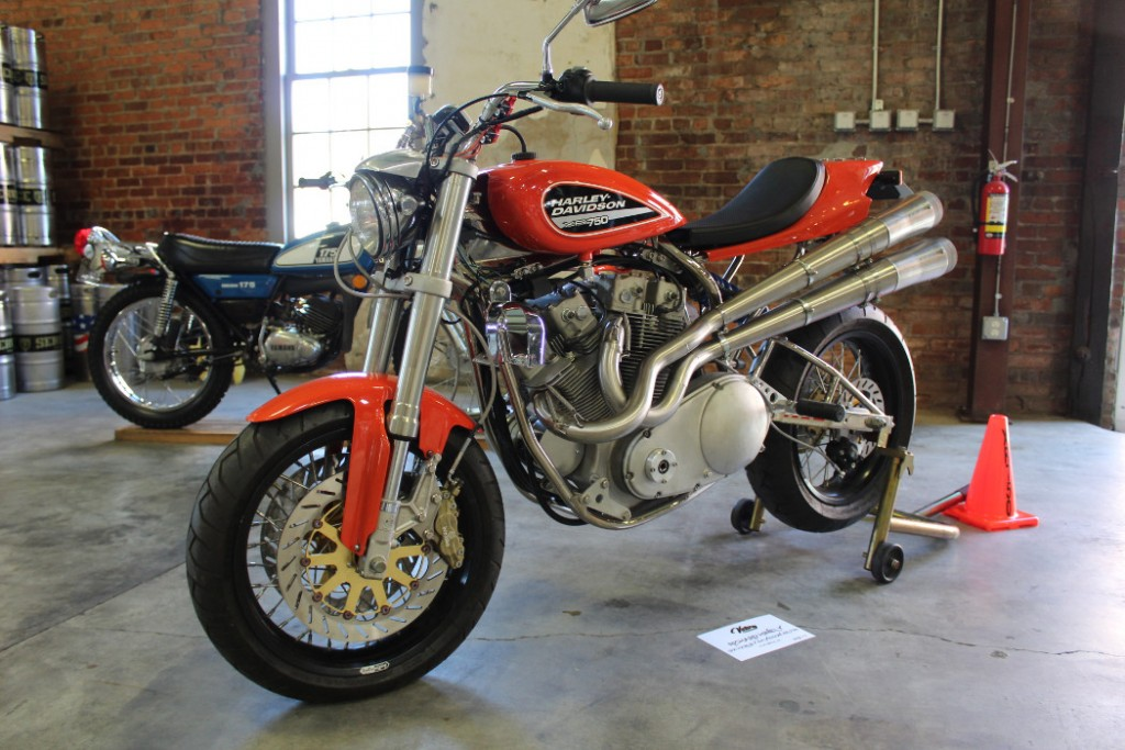 1991 Harley XR750 by Richard Hinely