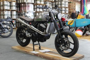 Kawasaki Ninja 250 Scrambler