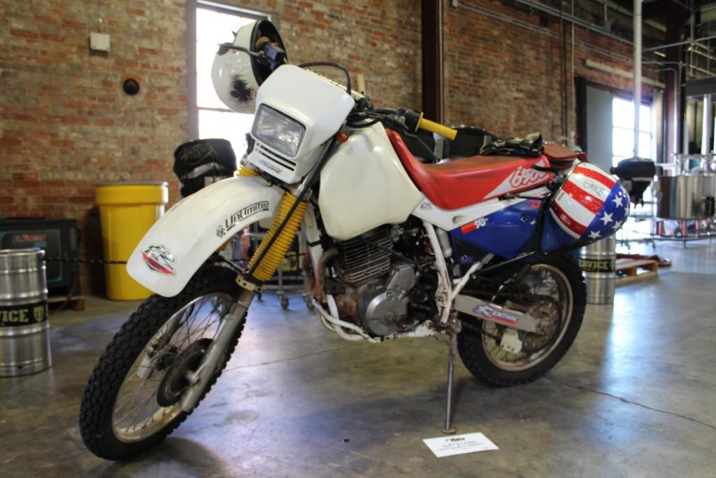 1994 Honda XR650L from Guy Flagg.