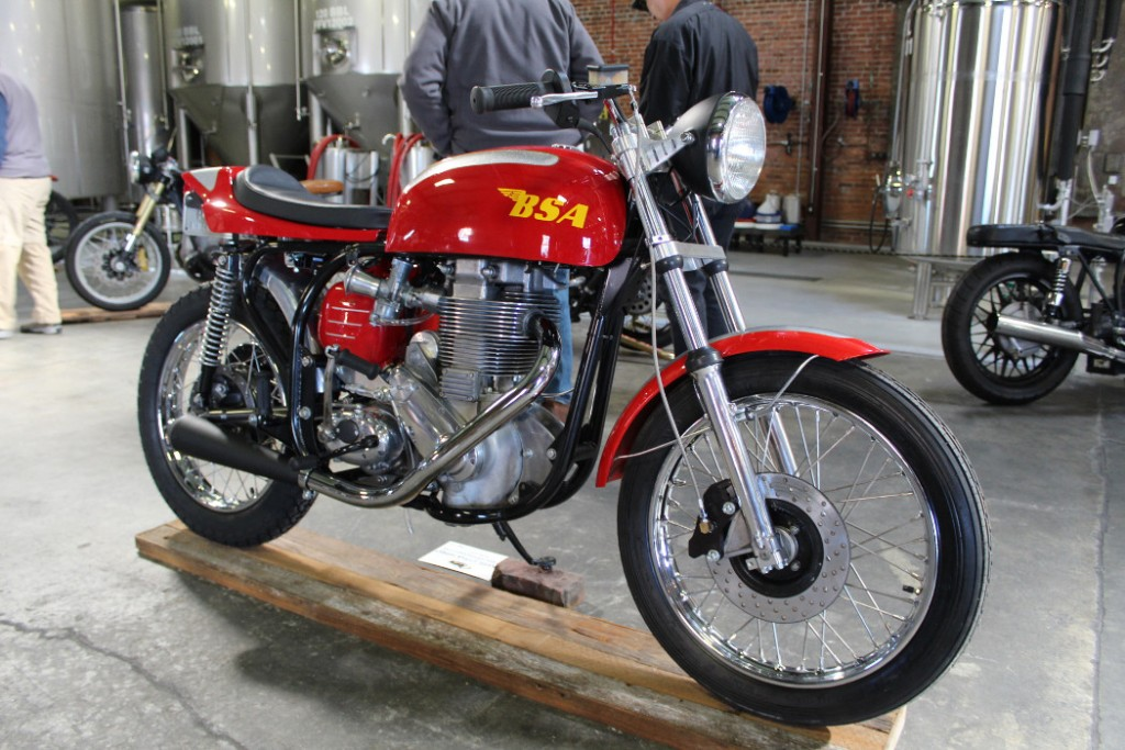 1957 BSA Custom Gold Star by Classic Cycle Works