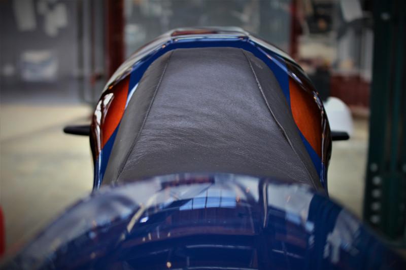 Yamaha XV920 Cafe Racer