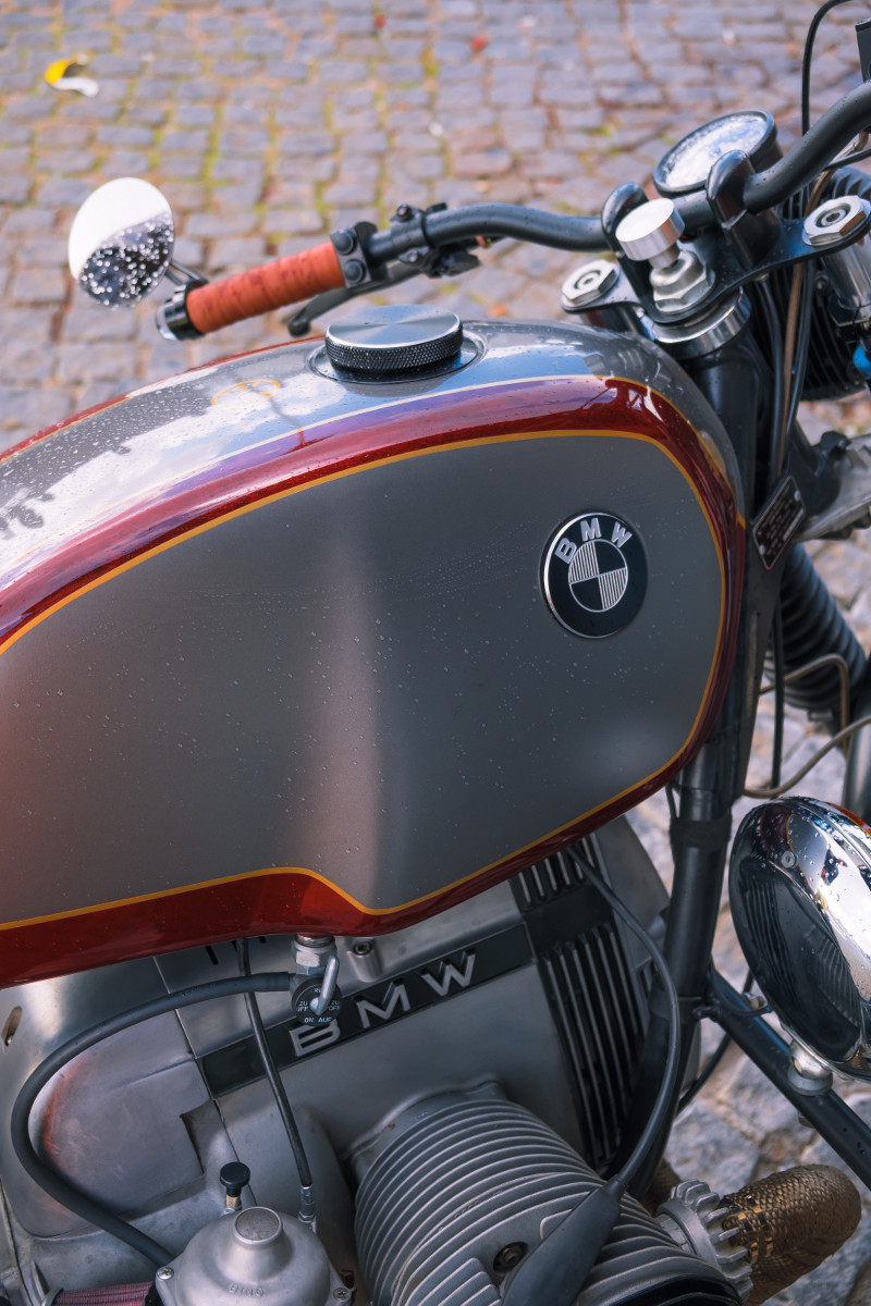 BMW R100 Brat Style