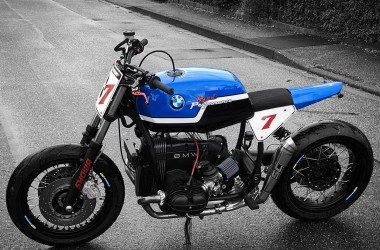BMW R100 Supermoto