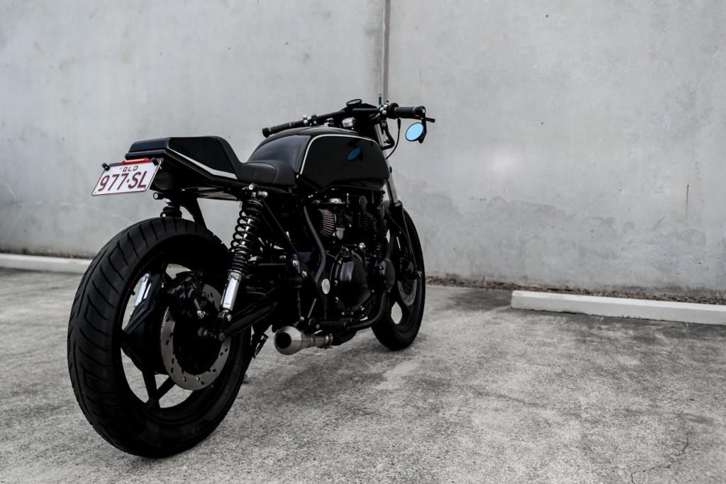 suzuki GS650 Cafe Racer