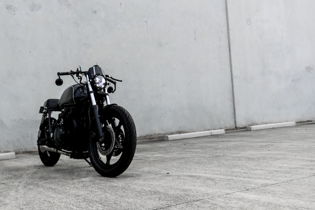GS650 Cafe RAcer