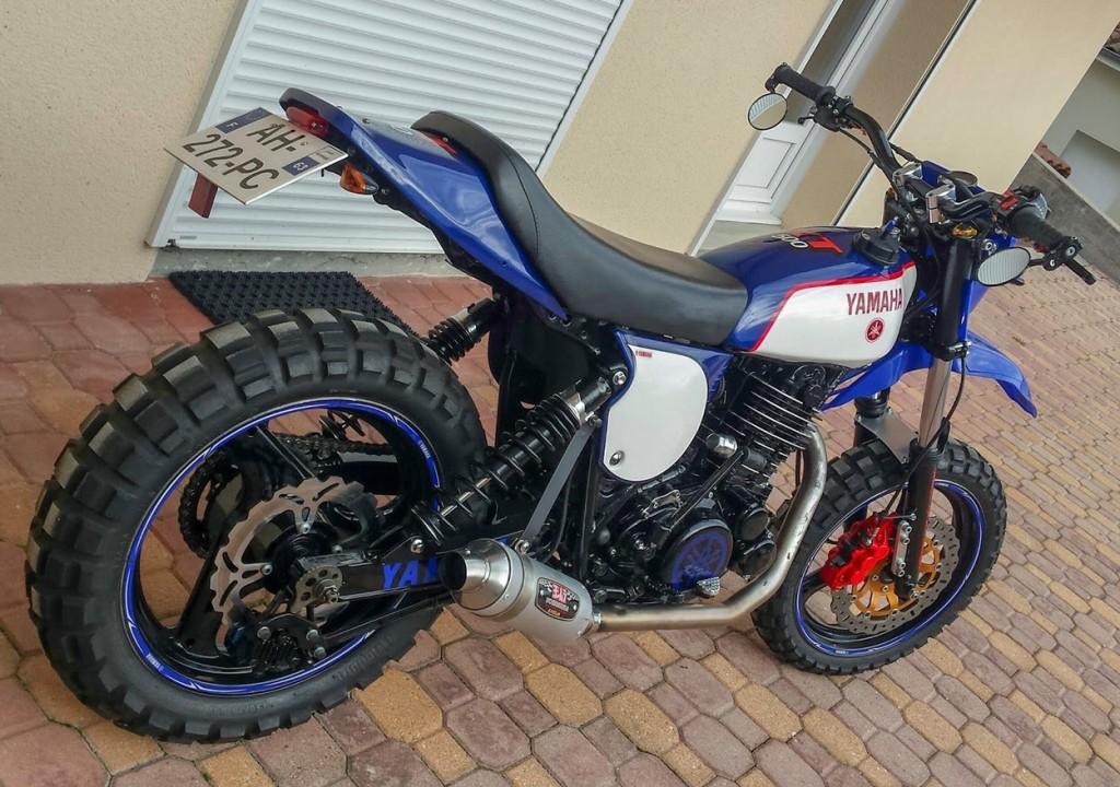 XT500 Supermoto